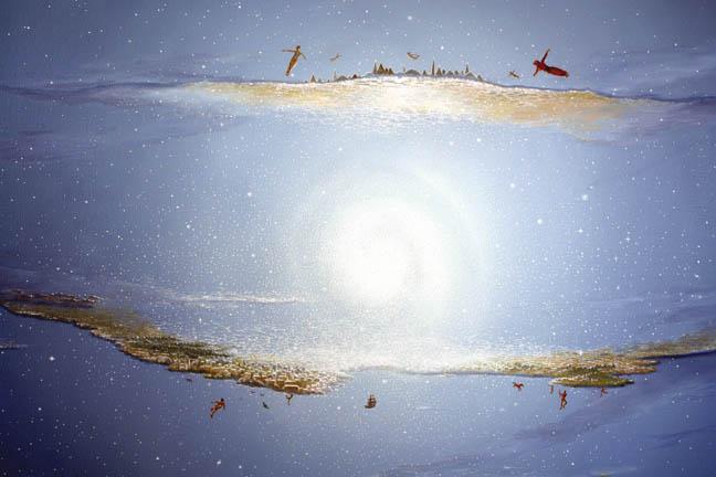 Infinity ~ human levels