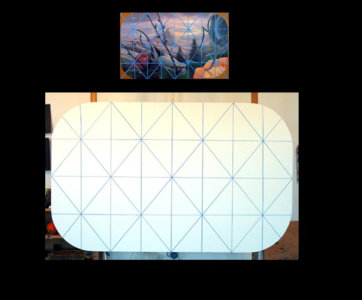 Bill Martin Gallery ~ In the Studio