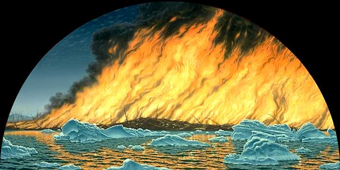 explication on fire and ice